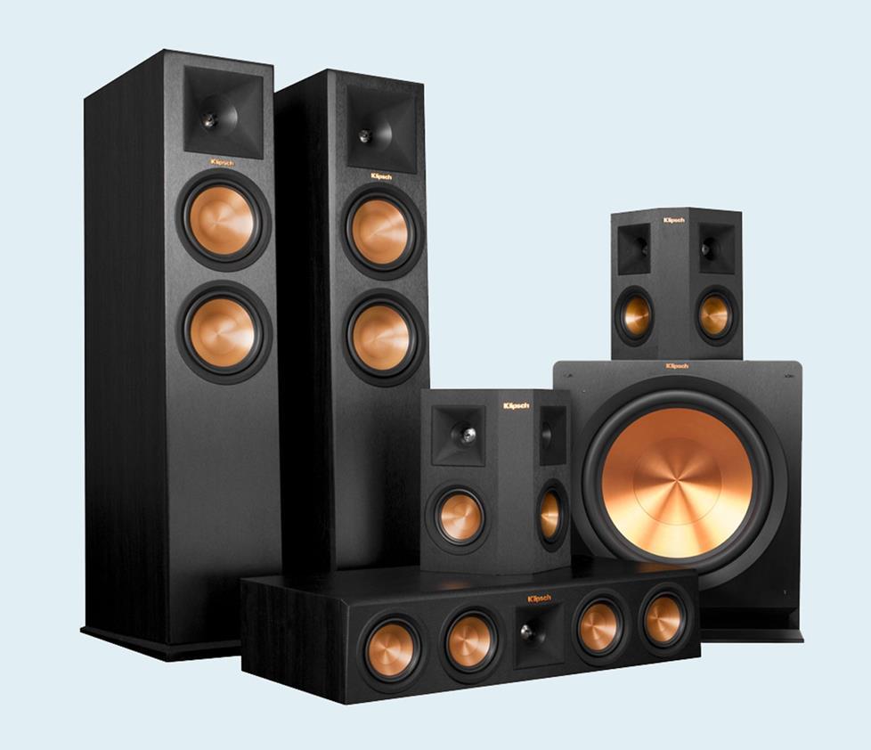 Large Surround Sound Speaker System