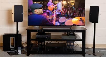My Sonos PLAY:5 TV hack