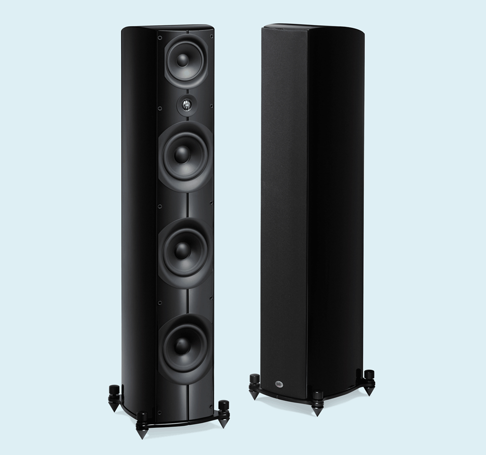 PSB T3 floor-standing speakers