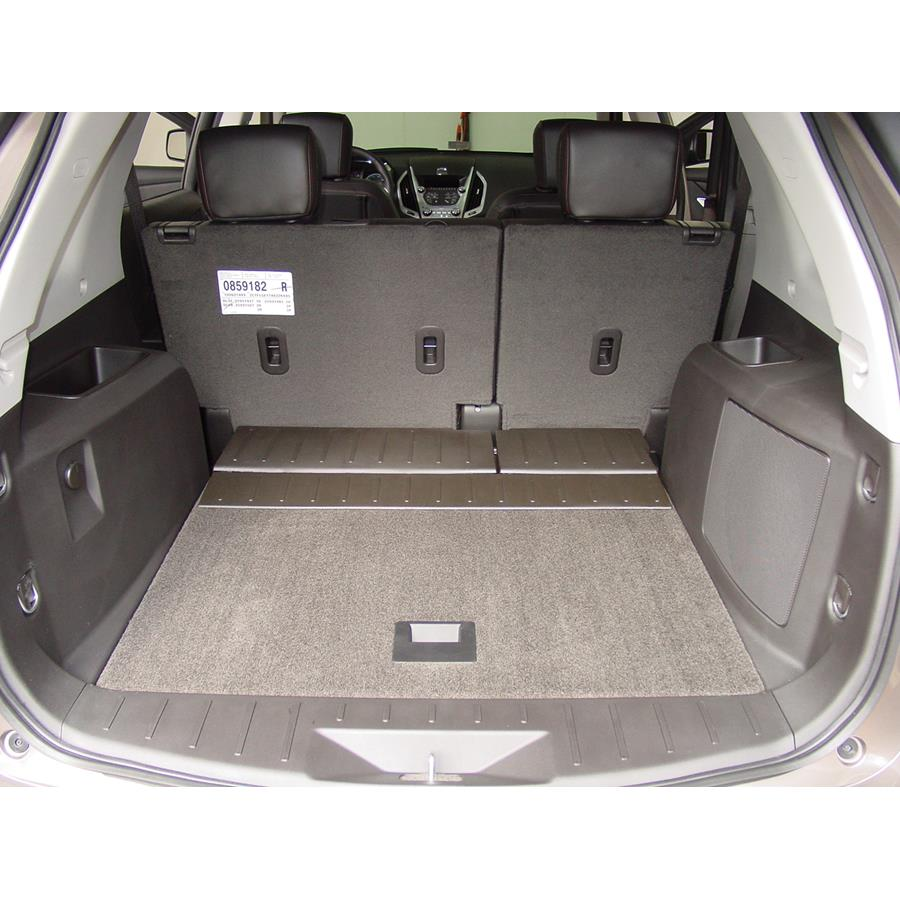 2011 Chevrolet Equinox Cargo space