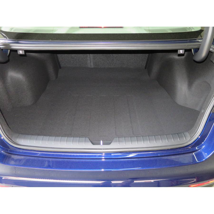 2018 Kia Optima Cargo space