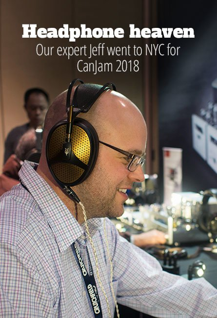 Four cool things from CanJam NYC 2018