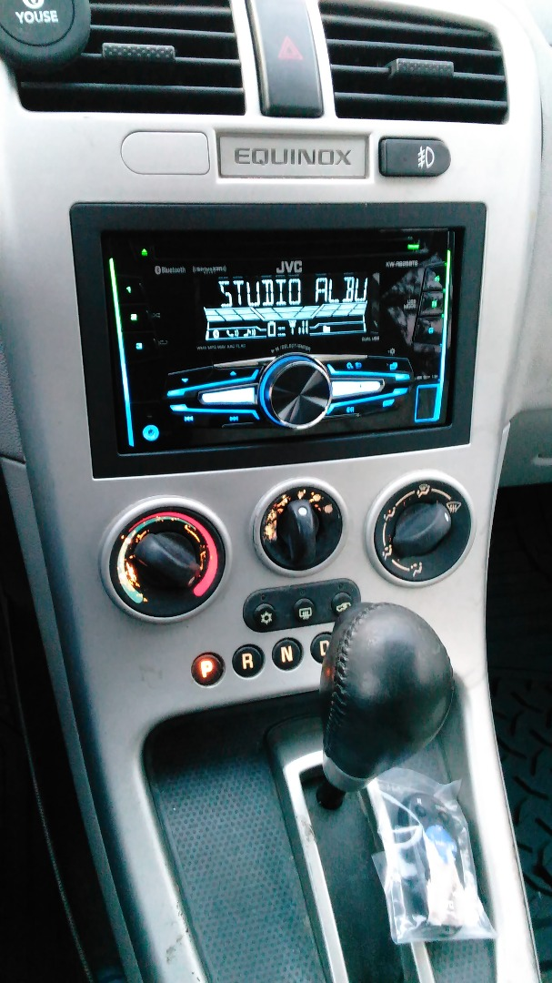 JVC KW-R925BTS CD receiver at Crutchfield