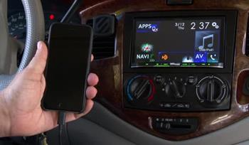Video: Apple CarPlay™ in action
