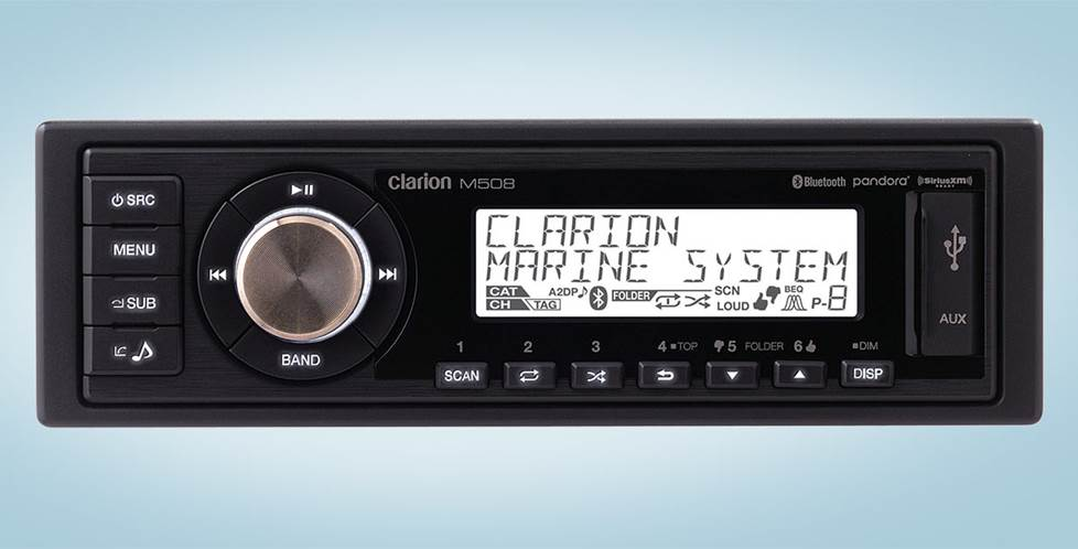 Clarion Marine Radio Cmd5 Manual - User Guide Manual That Easy-to-read •
