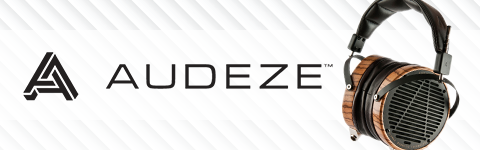 Shop Audeze at Crutchfield