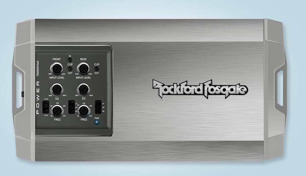 Rockford Fosgate Power TM400X4AD