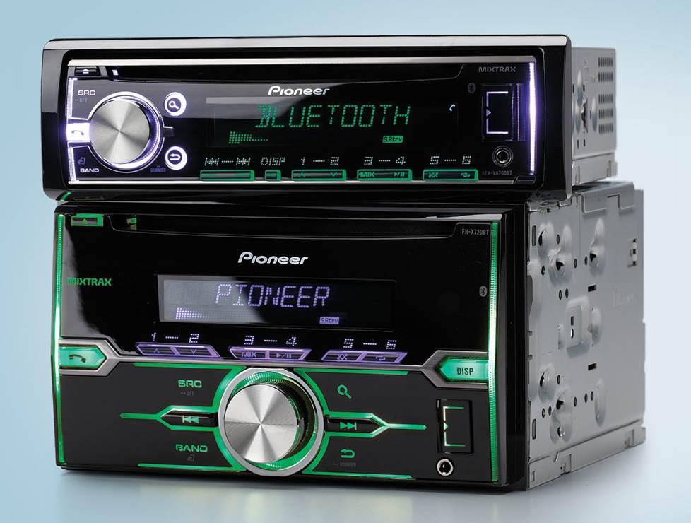 pioneer receivers