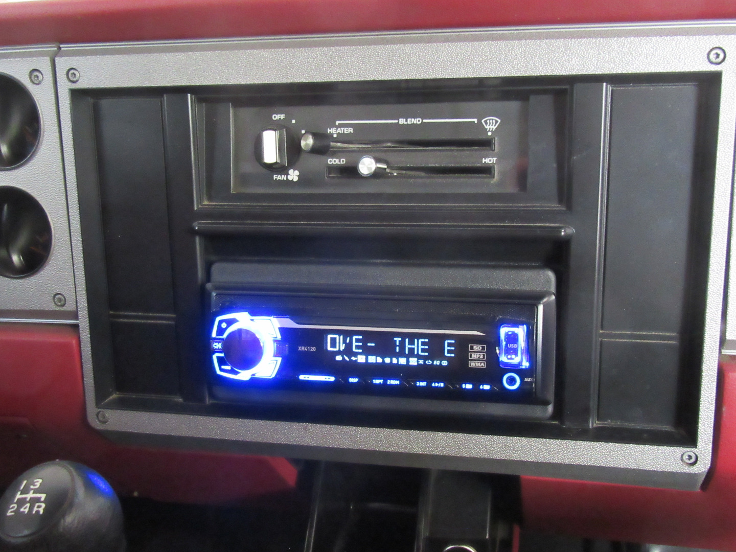 Dual XR4120 Digital media receiver (does not play CDs) at
