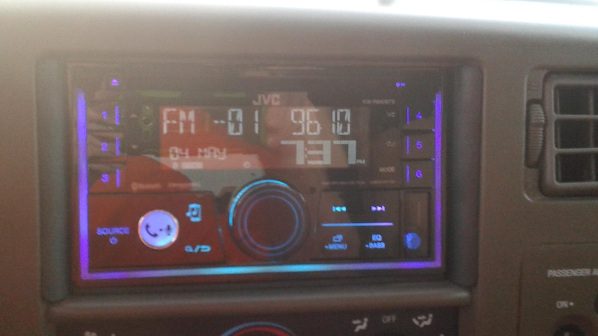 jvc kw r930bts cd receiver at crutchfield com