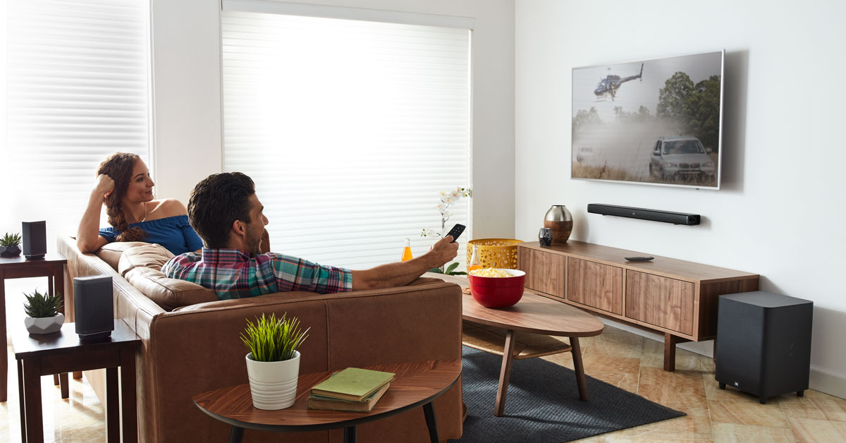 Not known Facts About Benefits Of A Soundbar