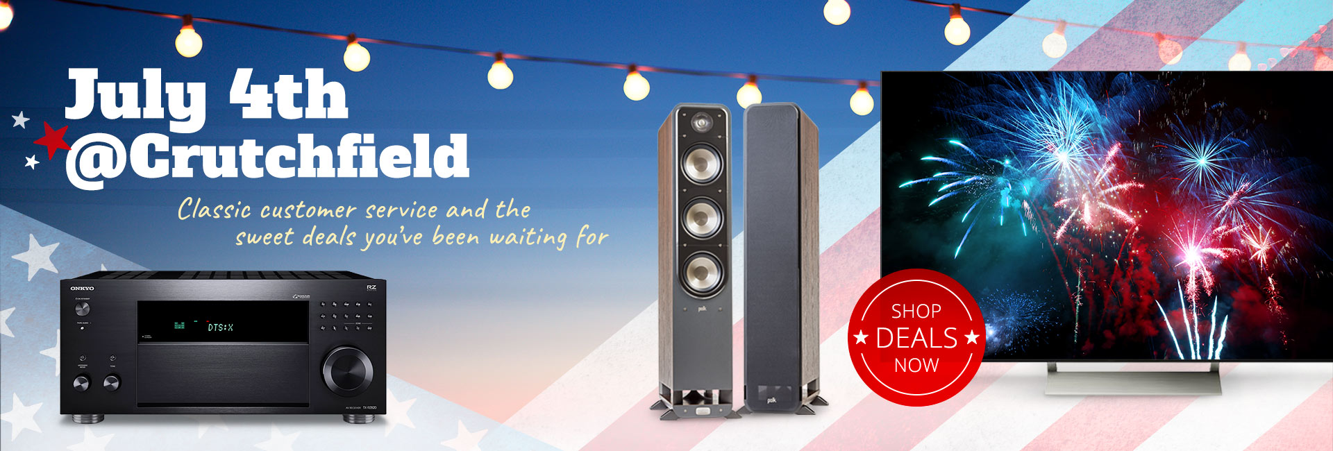 July 4th deals