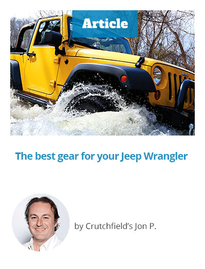 Article: The best gear for your Jeep Wrangler