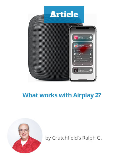 Article: What works with Airplay 2?