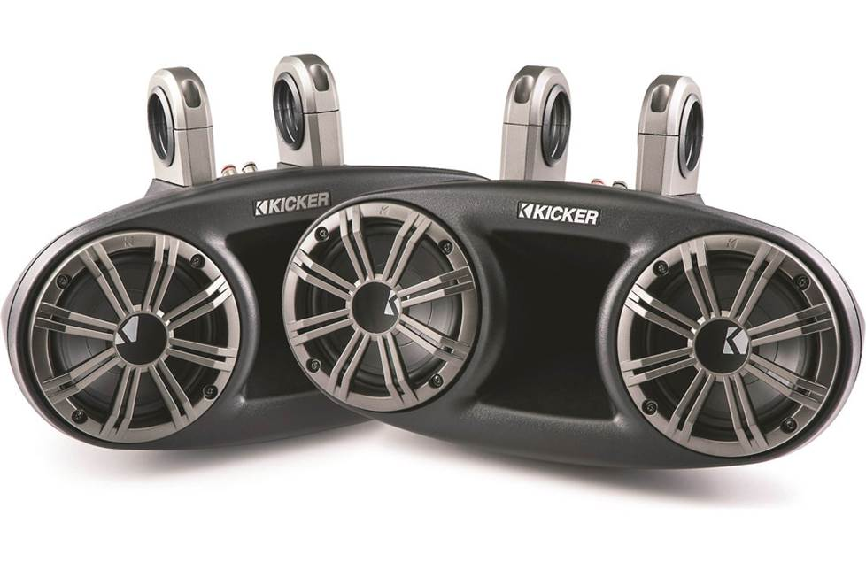 Kicker KMT674 tower speaker