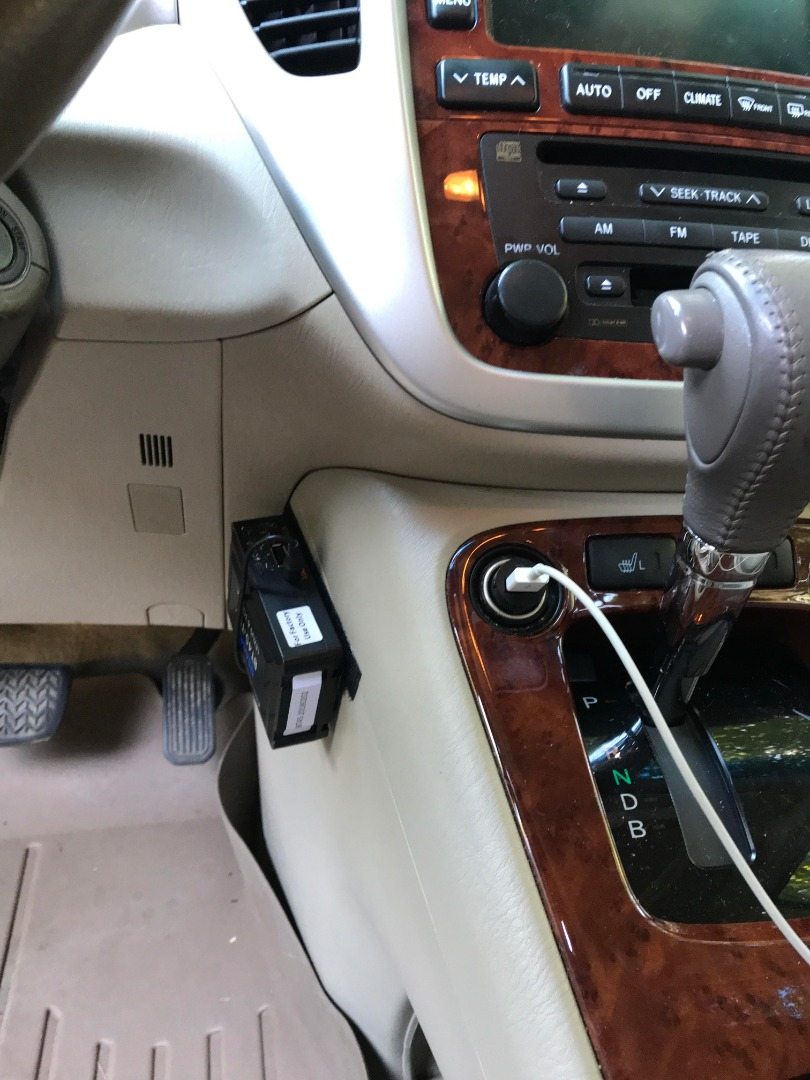 USA Spec BT45-TOY Add Bluetooth® functionality to select Lexus