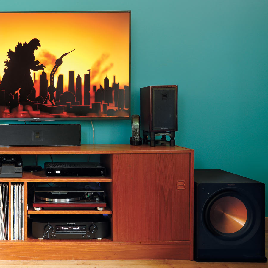 Sound Bar Vs 31 Home Theater System