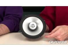 Video: Infinity Reference car speakers
