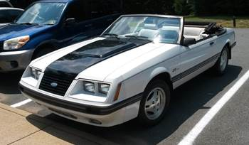 1979-1986 Ford Mustang