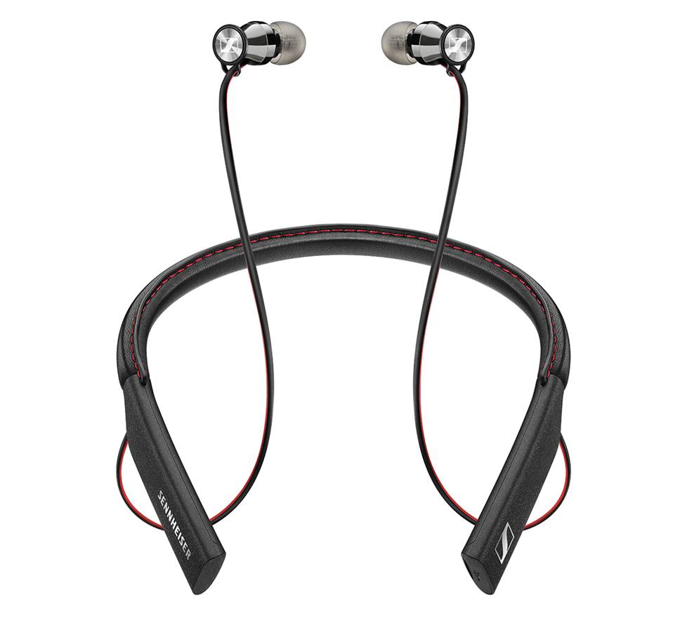 HD1 Wireless neckband Bluetooth headphones photo