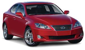 2009 Lexus IS250