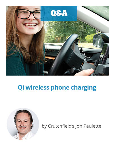 Q&A: Qi wireless phone charging