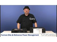 Video: Furman Elite & Reference Power Management