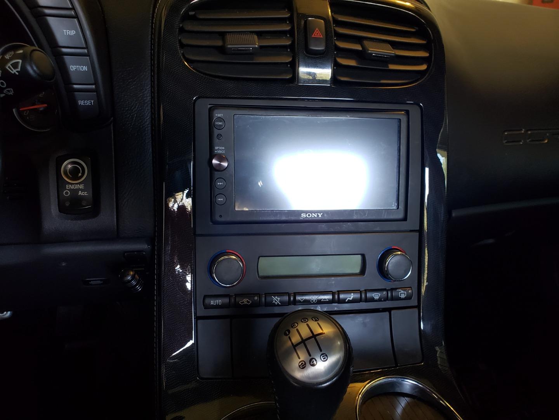 Sony XAV-AX100 Digital multimedia receiver (does not play