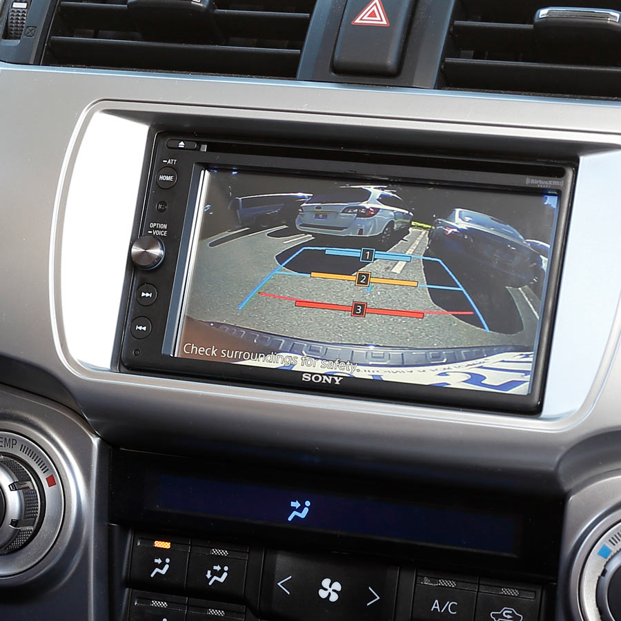Backup Camera X on Honda Civic Radio Wiring