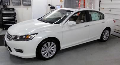 2013-2017 Honda Accord sedan