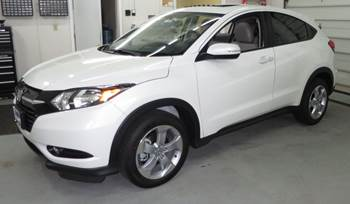 2016-up Honda HR-V