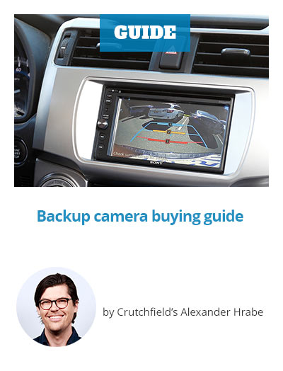GUIDE: Backup camera buying guide
