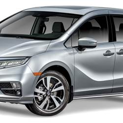 Honda Odyssey Audio – Radio, Speaker, Subwoofer, Stereo