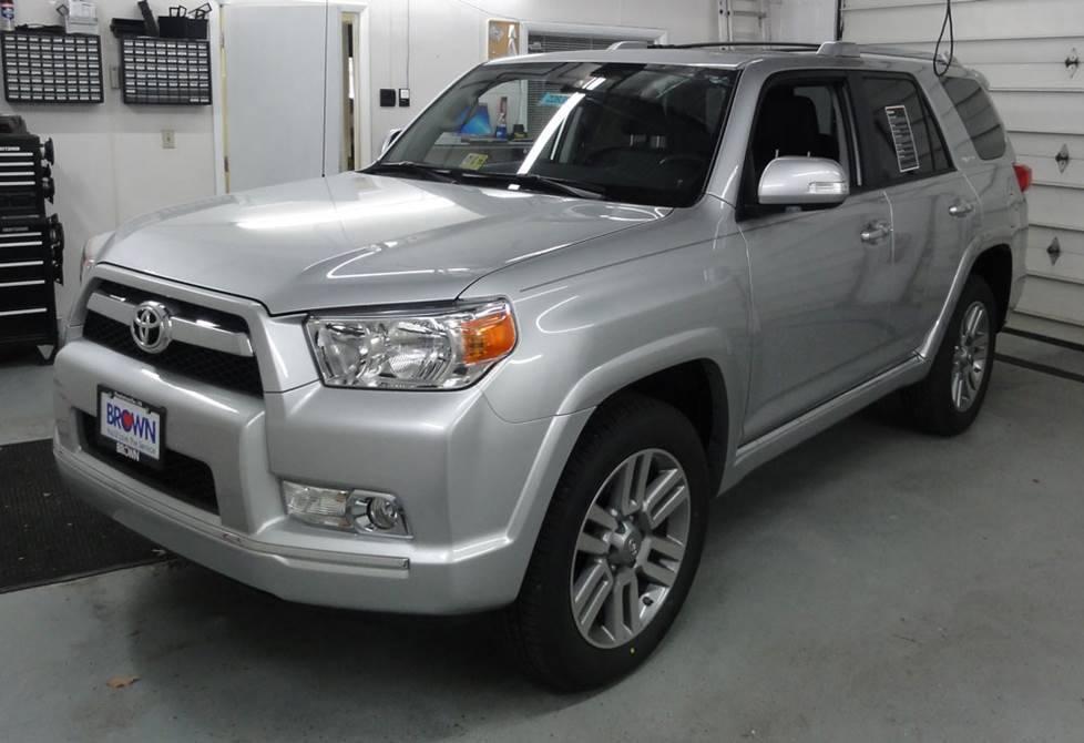 Upgrading The Stereo System In Your 2010 2018 Toyota 4runner
