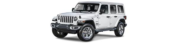 Jeep Wrangler Unlimited (JL)