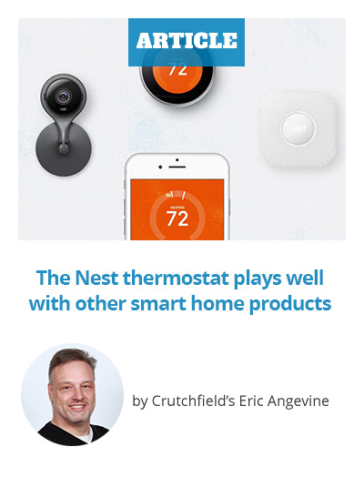 ARTICLE: What works with Nest?