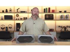 Video: Infinity Reference car amplifiers