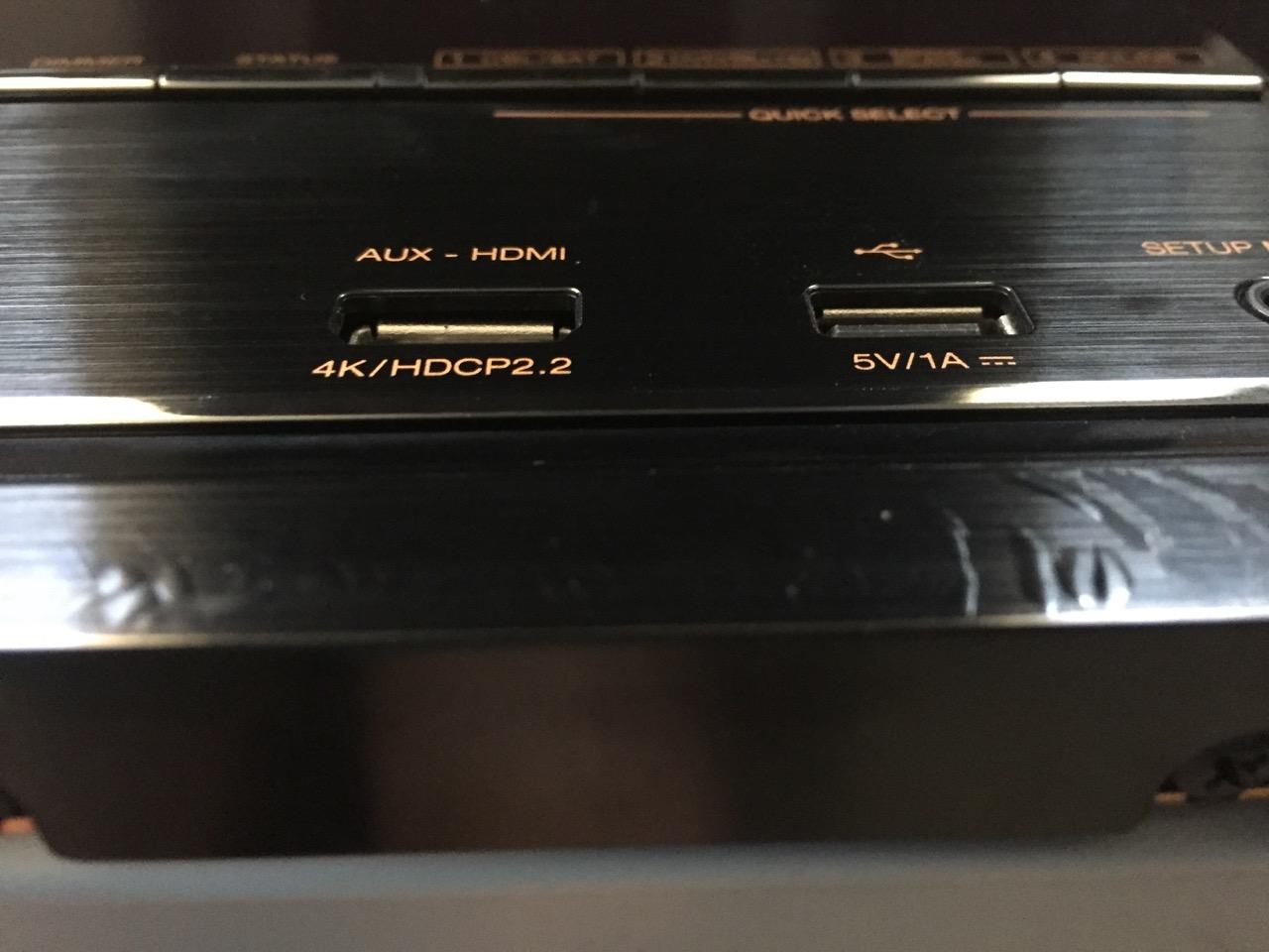 b2f677de8cf Denon AVR-X1300W 7.2-channel home theater receiver with Wi-Fi ...