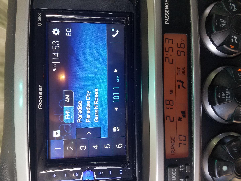 Pioneer MVH-200EX Digital multimedia receiver (does not play CDs) at