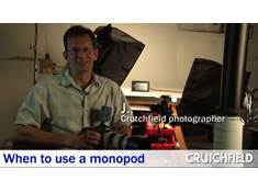 Video: When to Use a Monopod