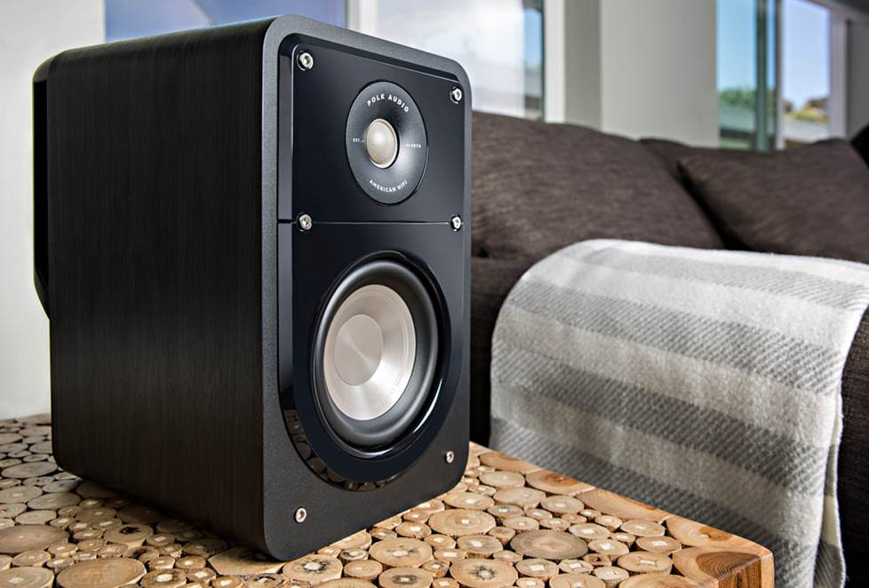 Polk Audio Signature S15 bookshelf speaker