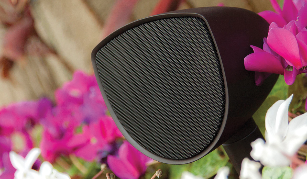 Outdoor Speakers System Planning Guide on