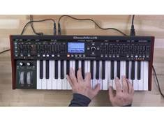 Video: Behringer DeepMind 6 analog polyphonic synthesizer
