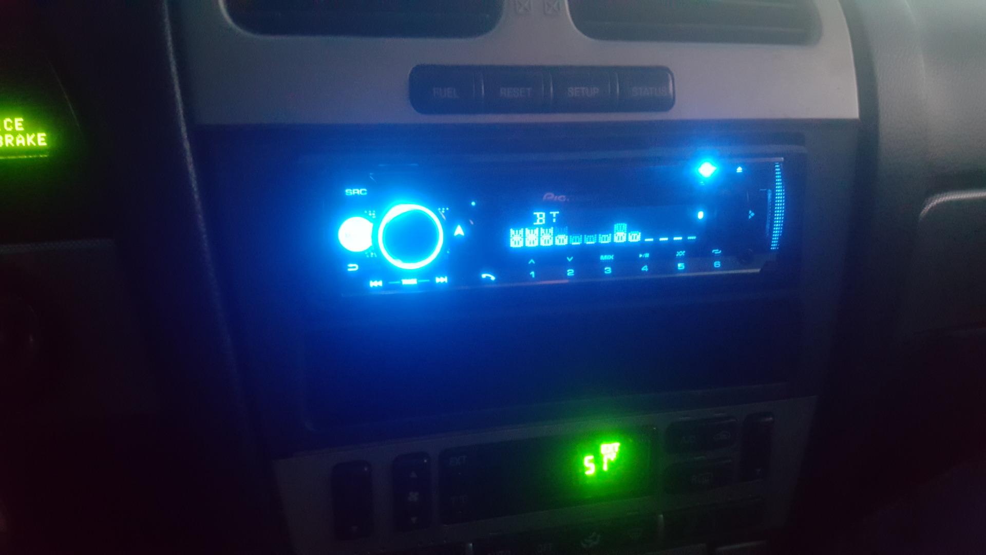 Pioneer DEH-S5120BT CD receiver at Crutchfield