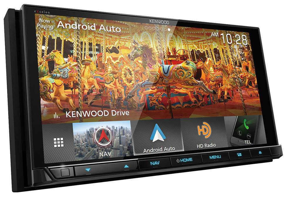 Kenwood Excelon DNX995S navigation receiver