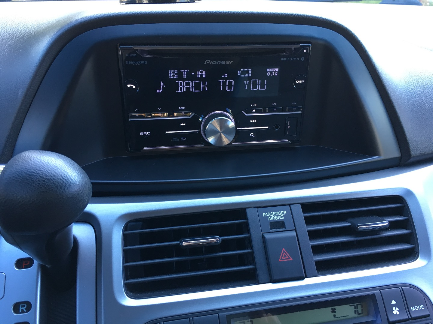 Pioneer FH-S701BS CD receiver at Crutchfield
