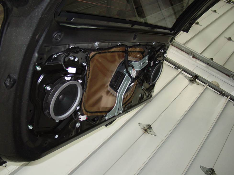toyota 4runner hatch door speakers