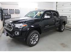 2016-up Toyota Tacoma