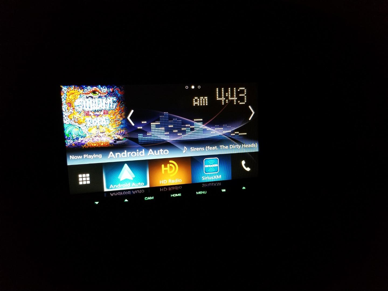 Kenwood Excelon DDX9904S DVD receiver at Crutchfield