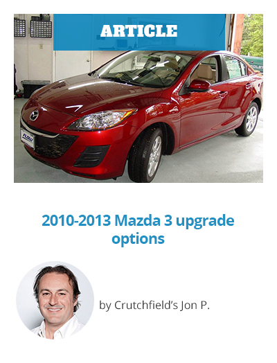 Vehicle Profile: 2010-2013 Mazda 3
